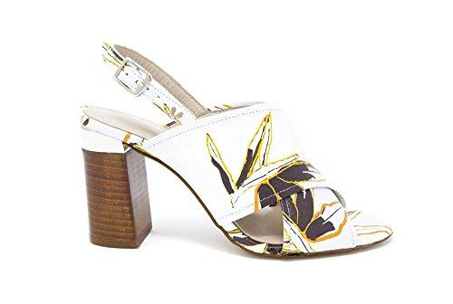 Martinelli Women's Fashion Sandals White White White ZDxoo5u3