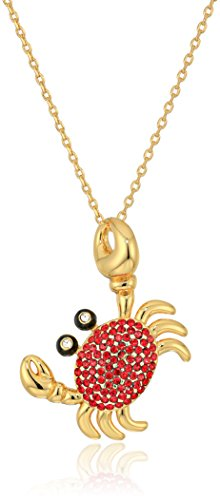 Crab Pendant Necklace - Kate Spade New York