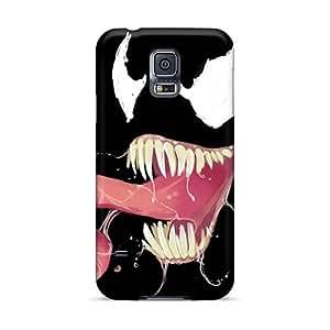 Samsung Galaxy S5 DhF12487plEg Custom Fashion Venom Dark Series Shockproof Hard Cell-phone Case -KimberleyBoyes