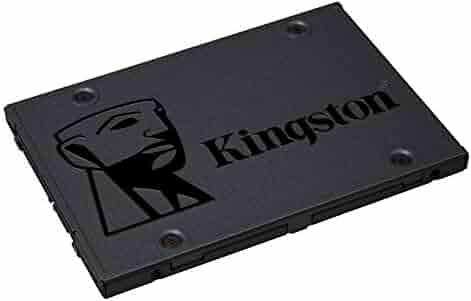 "Kingston A400 SSD 120GB SATA 3 2.5"" Solid State Drive SA400S37/120G - Increase Performance"