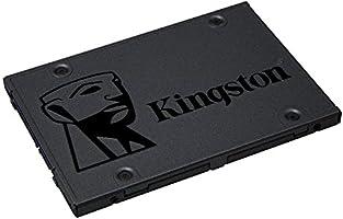 Kingston SA400S37/120G Disco Duro Sólido, 120 GB, Serial ATA III, 500 MB/s, 320 MB/s
