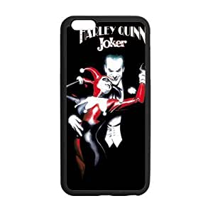 Customize TPU Gel Skin Case Cover for iphone 6+, Animation iphone 6 plus Cover (5.5 inch), Joker