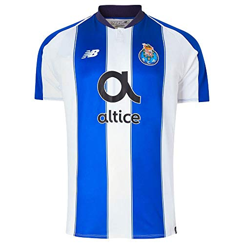 New Balance 2018-2019 FC Porto Home jersey- White/Blue ()