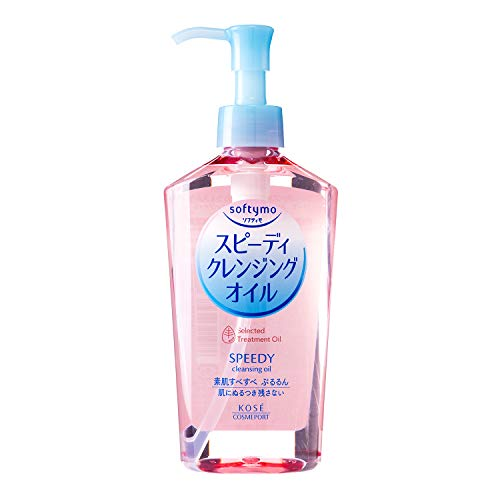 KOSE SOFTYMO Speedy Cleansing Oil 230ml (Oil Off Cleanse)