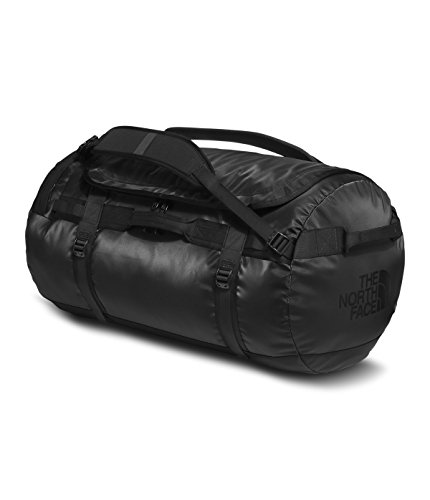The North Face Base Camp Duffel (Large, TNF Black Emboss 24k Gold) by The North Face
