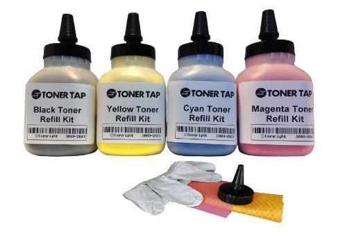 toner tap refill instructions
