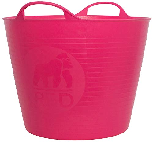 TubTrug SP14PK Small Pink Flex Tub, 14 -