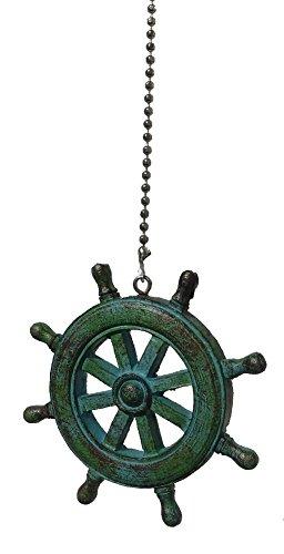 ship wheel light - 1