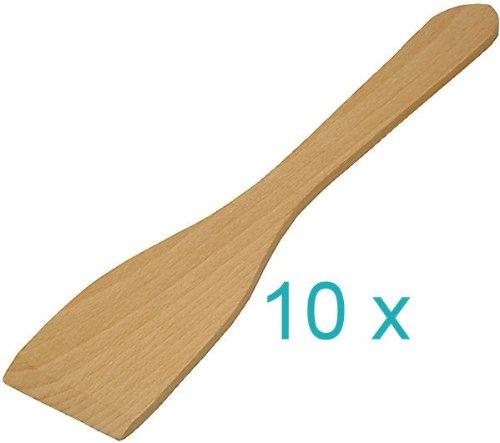 Pfannenwender 30 cm, 10 STÜCK