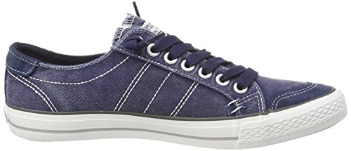 Navy Basses by Dockers Gerli Homme 660 Bleu Sneakers 790660 30st027 q8fZxfn