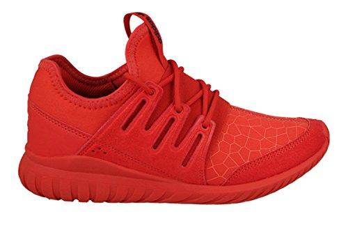 Radial Red Gimnasia Red J Zapatillas Tubular Rosso Unisex adidas de Cblack ni os wq6v5xA