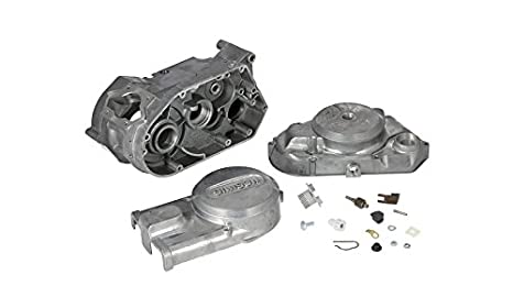 AKF AKF Medium de montar para tuning Motor de 50 ccm - 60 ccm, con largo 5 marchas Engranaje y láminas de 5 de embrague: Amazon.es: Coche y moto