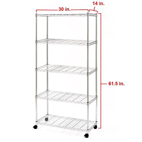 seville-classics-5-tier-ultrazinc-steel-wire-shelving-w-wheels-14-d-x-30-w-x-60-h