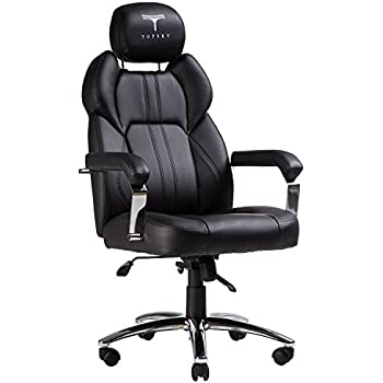 Bestoffice ergonomic pu leather high back for Big comfy leather chair