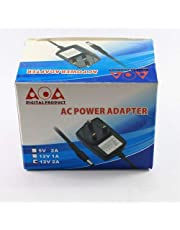 adapter for modem and security camera12 volts and 2 amperes