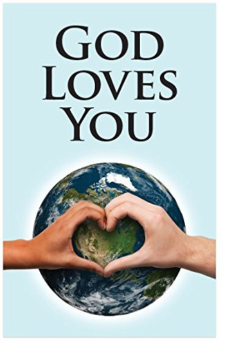 God Loves You (Packet of 20, - How An Order I Can Track