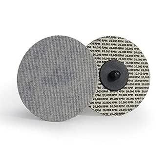 Rex-Cut Abrasives 500124 - Disco de cambio rápido de fibra de ...