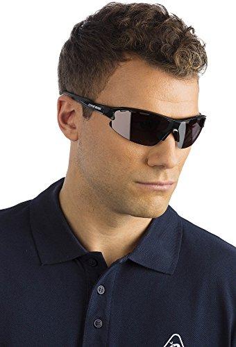 Vento Naranja Reflejado Negro Talla Única Cressi Lentes Adulto Sol de Gafas Unisex qwnnxdCSF