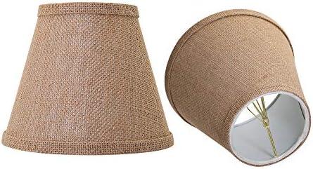 Double Alucset Barrel Lampshade Chandelier product image