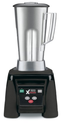 Waring Commercial MX1050XTS Xtreme Hi-Power Electronic Keypad Blender with Stainless Steel Container, 64-Ounce by Waring