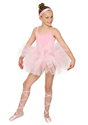 Ballerina Halloween Costume (Child Classic Ballerina Costume Medium)