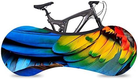 Bike Dirt-proof Cover Bicycle Indoor Storage Elastic Universal Wheel Cover Bag