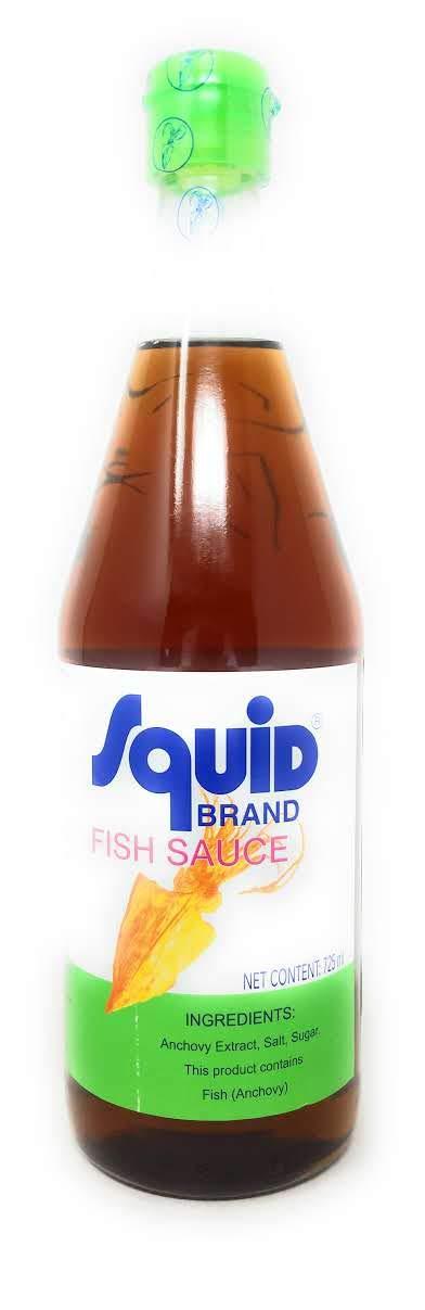 Squid Brand Fish Sauce