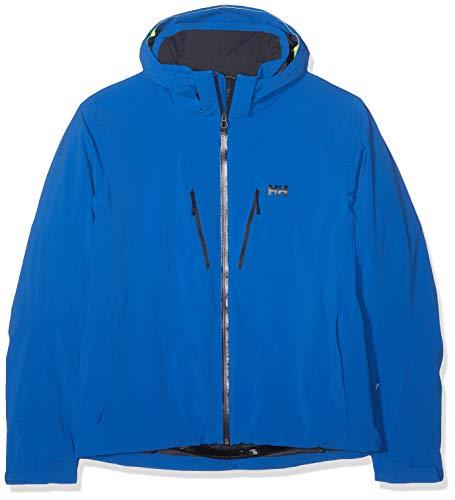 Lightning Ski Jacket - Helly Hansen Men's Lightning Jacket, Olympian Blue, S
