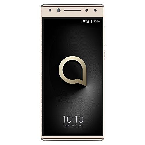 Alcatel 5 32 GB UK SIM-Free Smartphone - Metallic Gold