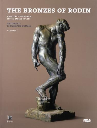 The Bronzes of Rodin 2 volume set