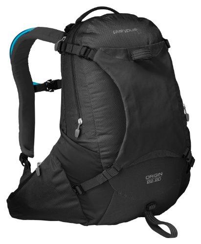 Platypus Origin 22.20-Litre Hydration Pack, Black, Outdoor Stuffs