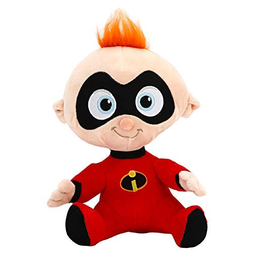 (JLoisos Accessories The Incredibles Jack-Jack Plush Stuffed Doll Toys for Kids Children Boys Girls - 8-10 Inch - 20-25 cm Height)