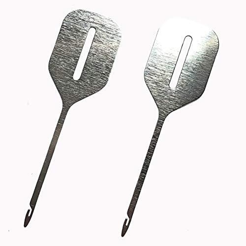 Hookey serger Seam Hooks (2) Lock Seam - Pull Seam