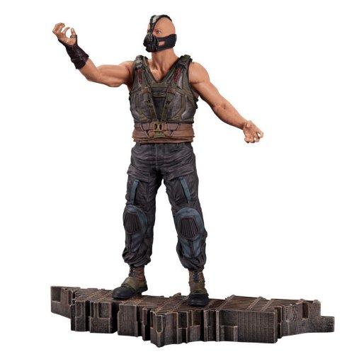 The Dark Knight Statue (DC Direct The Dark Knight Rises: Bane 1:12 Scale Statue)