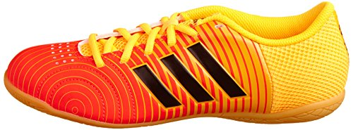 adidas Zapatilla Touch Sala Solar gold-Negra-Solar red Talla 6 UK