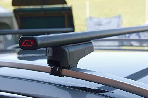 Rails Int/égr/és Solides G3 Barres De Toit pour Peugeot 308 SW 2 2014-2018