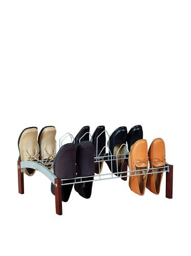 9 Pair Shoe Rack - 7
