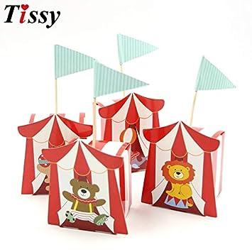 Amazon.com: Caja de regalo para niños, 10 unidades, diseño ...