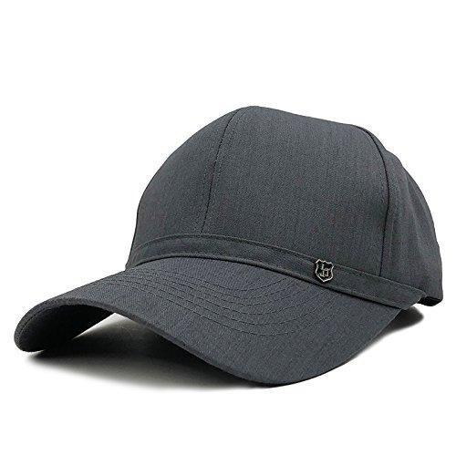 Gorras MAZHONG Sombrero de Visera de Primavera de béisbol de Sombrero Casual Masculina de Mediana Edad para Hombres (Color :...