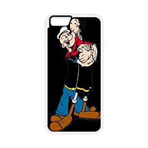 Quotes Personlised Phone Case Popeye For iPhone 6,6S Plus 5.5 Inch NP4K03091