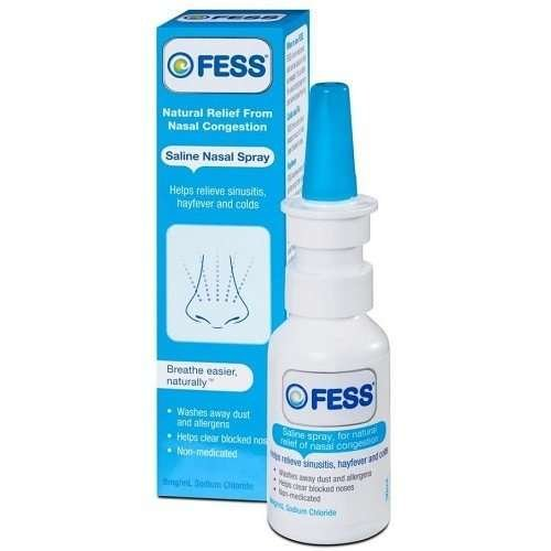 Fess Nasal Spray 30ml by Default -