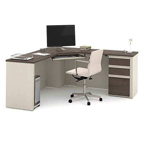- Corner Desk Set Dimensions: 71.125