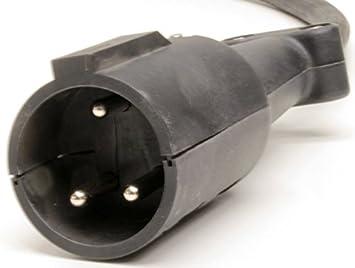 Amazon dpi dc 3 pin round charger handle plug for 48 volt dpi dc 3 pin round charger handle plug for 48 volt club car golf carts sciox Choice Image
