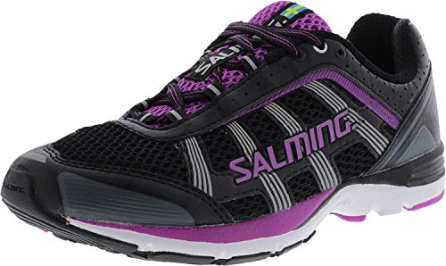 Salming Noir Femmes Chaussures A3 1280029 0101 Distance rFTqgr