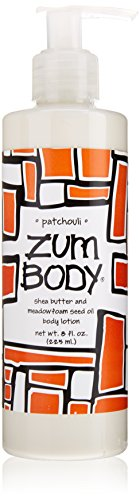 Indigo Wild - Zum Body Lotion Pump Bottle Patchouli - 8 oz.
