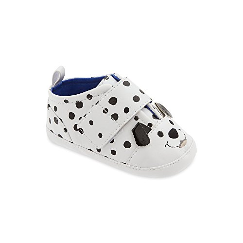 Price comparison product image Disney Lucky Crib Shoes for Baby - 101 Dalmatians, Multi, 12-18 MO