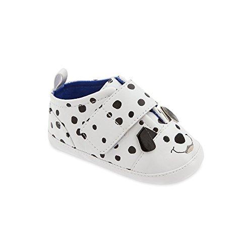 Disney Lucky Crib Shoes for Baby - 101 Dalmatians,Multi,12-18 MO