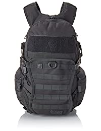 SOG Opord Tactical Day Pack Backpack MOLLE Equipped (Black)
