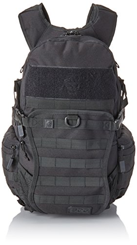 (SOG Opord Tactical Day Pack, 39.1-Liter Storage, Black)