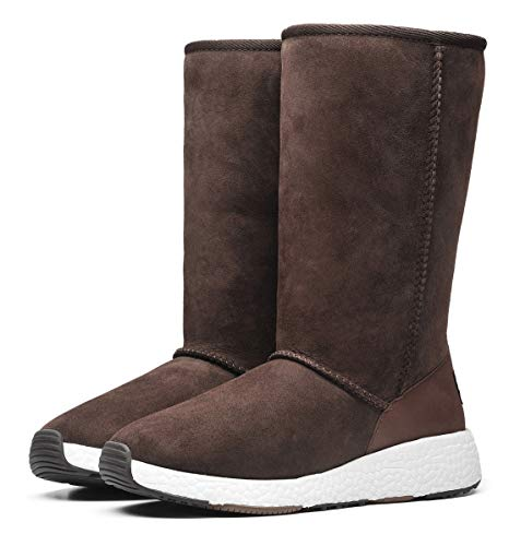 Aumu Boots Chocolate 1 Winter Women Suede ZnrwzHZ